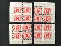 "JPS_Stamps! #J34... ""Centennial Postage Due, Third Issue"" (Pristine Condition)"