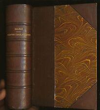 BALZAC Les CONTES DROLATIQUES. Illustrations de Gustave DORE.  1er tirage 1855