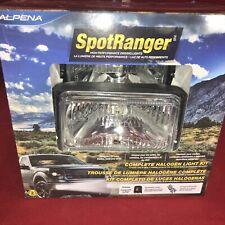 Alpena SpotRanger 12v Complete Halogen Light Kit- NIB