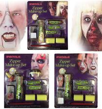 Maquillajes color principal blanco para disfraces de vampiros