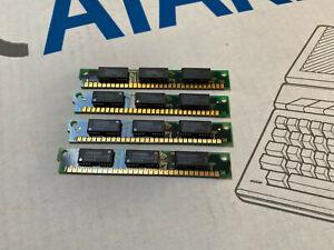 Atari ST 4Mb Memory Upgrade Kit for 520STE 1040STE STE 520 1040 STE 4 x 1Mb SIMM