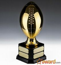 Fantasy Football Trophy Perpetual - 8 Years - Gold Life-sized- Free Engraving!