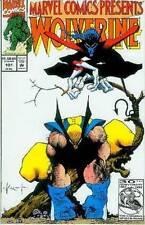 Marvel Comics presents # 101 (wolverine/pole, punisher) (états-unis, 1992)