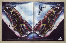 C406-Advertising Pubblicità-1998- ADIDAS EQUIPMENT ROOST