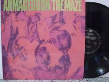 MAZE Armageddon 1968 USA SUNDAZED re  PSYCH  LP
