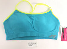 b58ce21a46246 Skechers Women`s XL Sports Bra Seamless Racer Back Cami Teal Green New with  Tags
