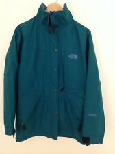 THE NORTH FACE STOWAWAY 3 GORE TEX VINTAGE 90'S JACKET SIZE SMALL GREEN COAT