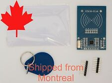RFID module RC522 Kits S50 13.56 Mhz 6cm With Tags SPI Write & Read Arduino