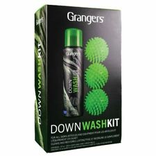 Grangers Down Wash Kit Cleans all Down clothing and Equipment ski mountaineering