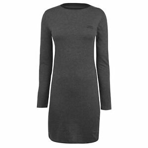 Jack Wills Womens Newtonmore L S Ringer Dress Jersey New