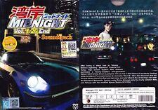 ANIME DVD~Wangan Midnight(1-26End)English subtitle&All region FREE SHIPPING+GIFT