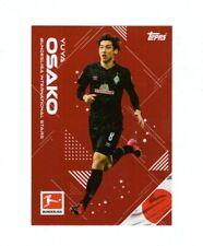 Topps International Stars Yuya Osako Werder Bremen - Japan