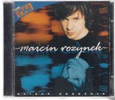 MARCIN ROZYNEK - KSIĘGA URODZAJU 2003 ATMOSPHERE CD POLSKA POLAND POLONIA