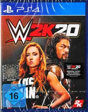 WWE 2K20 inkl W2k20 Originals - PlayStation 4 / PS4 - Neu & OVP Deutsche Version