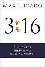 3:16, Lucado, Max, New Book