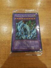 DRAGON MASTER KNIGHT - UE02-EN001 - Ultra Rare YuGiOh Card FACTORY SEALED New
