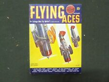 1940 NOVEMBER FLYING ACES MAGAZINE - UNCLE SAM'S DIVE BOMBERS - II 4647