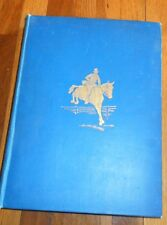 "1930 ""STABLE & SADDLE"" by Lt. Col. M.F. McTaggart- not library, clean, illustrat"