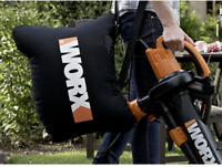 Worx Trivac Replacement Leaf Collection Bag Blowers WG500 WG501 WG502 WG508