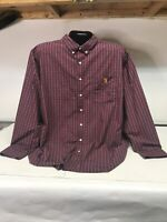Men's U.S. Polo Assn. 3XL Long Sleeve Plaid Shirt