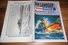LANDSER präsentiert:  SOS 146 -- UNTERNEHMEN BERLIN / Scharnhorst u. Gneisenau