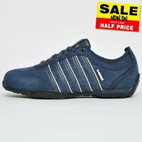 K Swiss Arvee 1.5 Mens Classic Casual Retro Athletic Trainers Navy