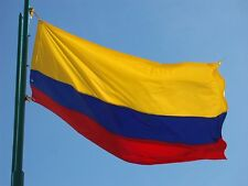 3x5 Ft Colombia  flag  90*150cm Hanging Colombian Festival banner Pennants World