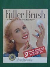 Vintage 1956 FULLER BRUSH Catalog