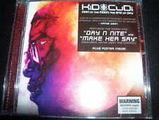 Kid Cudi Man On The Moon The End Of Day CD - Like New