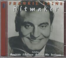 "Frankie Laine ""Hitmaker"" NEW & SEALED CD 20 Tracks 1st Class Post From The UK"