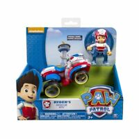 Paw Patrol 20063724-6024006 Ryder's Rescue ATV, Vechicle and Figure