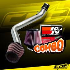 99-00 Honda Civic SI 4cyl Polish Cold Air Intake + K&N Air Filter - CARB LEGAL!