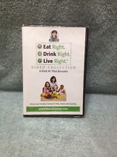 Nancy Lessner Eat Right,Drink Right,Live Right Smart and Healthy eating for Kids