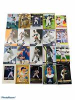 🔥 20 Card Lot • Baseball Cards • Jeter Mantle Rodriguez Topps Donruss UD Leaf