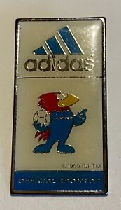 FRANCE 1998 WORLD CUP SOCCER - ADIDAS SPONSOR PIN