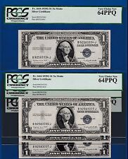 Fr.1616  $1 1935 G  SILVER CERTIFICATE B 92583334-89 J  BUY ONE NOTE OF 28 PCGS