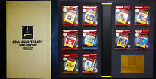FAMICOM MINI Vol.3 SET 10 GAMES Disk System +ship.BOX GAME BOY ADVANCE GBA JAPAN