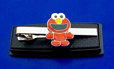 Elmo Tie Clip Sesame Street Muppet Character Tie Bar US SELLER Fast Shipping NEW