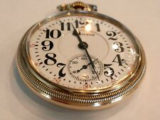 10K Gf Case, 21J -Serviced Runs Good New listing