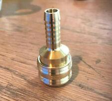 5Stk.T Typ A107 Pneumatisch Luft 3 Wege Schnellkupplung Stecker 12mm Rohr