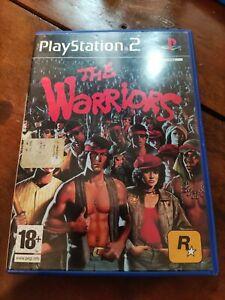 The warriors  ps2  italiano
