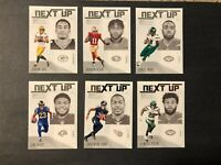 2020 PANINI PLAYBOOK FOOTBALL CARDS NEXT UP RC ROOKIE INSERTS YOU CHOOSE NFL FS