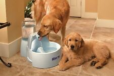 Drinkwell Pet Fountain Dog Cat Drinking Clean Fresh Water Bowl Pump Tank Filter
