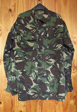 British Army DPM Lightweight Combat Jacket Shirt Camouflage Woodland 190/104