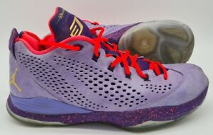 Nike Jordan CP3VII All-Star Suede Trainers 648598-523 Atomic Violet UK9/US10/E44