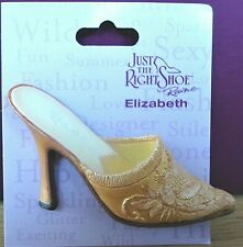 Just The Right Shoe - Elizabeth brooch (see 9 more Jtrs brooches in other items)