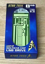 Star Trek 8GB Light-Up Isolinear Chip USB 2.0 Drive