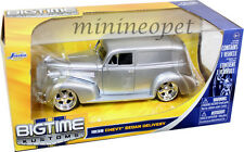 JADA 96365 1939 39 CHEVY SEDAN DELIVERY 1/24 DIECAST MODEL CAR SILVER