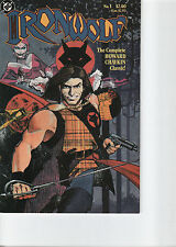 Set of 4 Comics Colan Chaykin Severin
