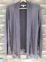 LC Lauren Conrad Women's  Open Front Cardigan Sweater Size XL Taupe